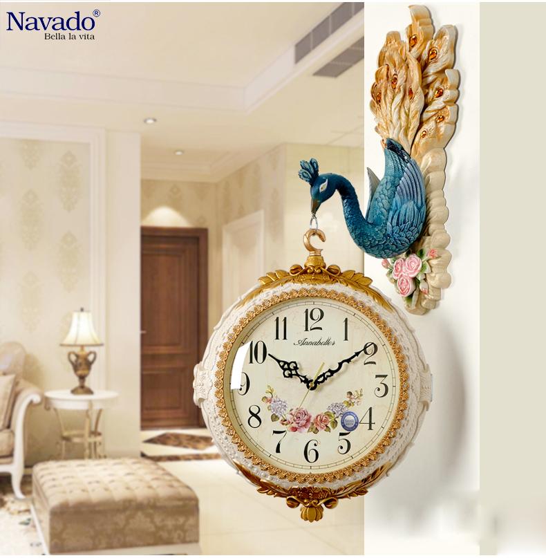 Đồng hồ trang trí Navado