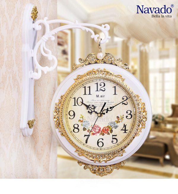 Các loại đồng hồ treo tường Navado.