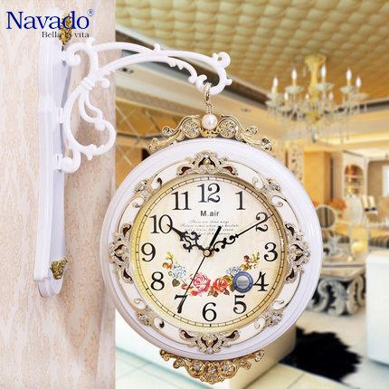 đồng hồ treo phòng khách Navado