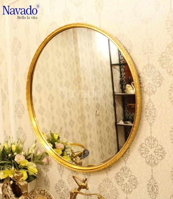 gương phòng khách oras 60cm