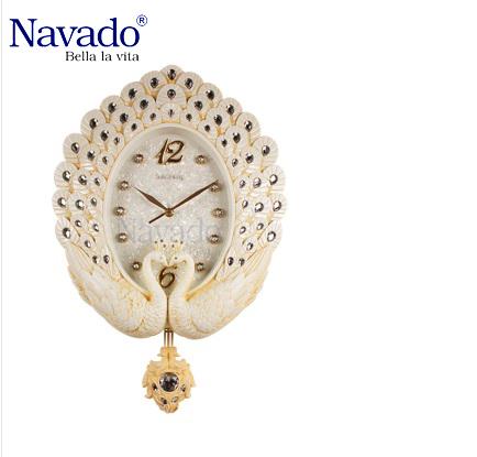 10 mẫu đồng hồ treo tường đẹp nhất