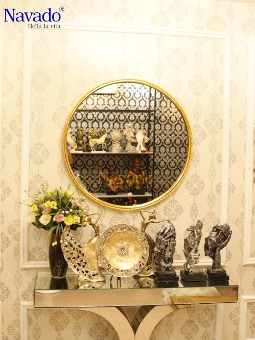 Gương trang trí treo tường Oras 80cm