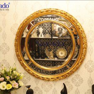 Gương treo bàn trang điểm Aura