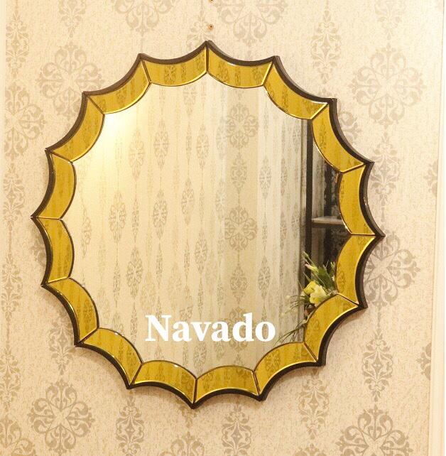 Gương treo trang trí Natasa