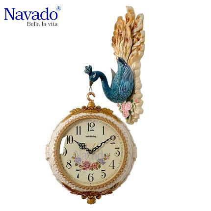 Đồng hồ decor Hà Nội đẹp cùng thiết kế nội thất