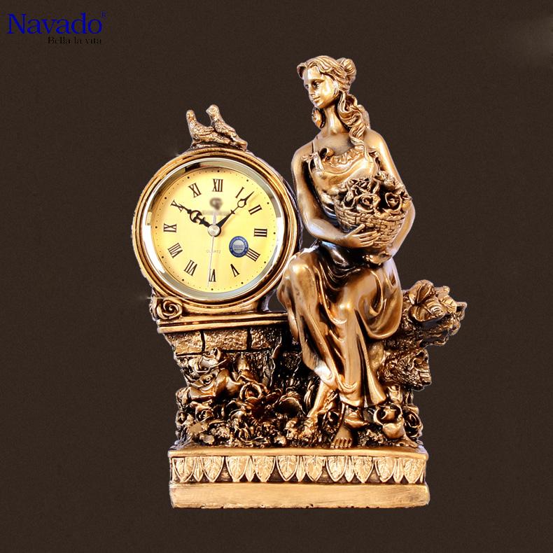 những mẫu đồng hồ để bàn tuyệt đẹp